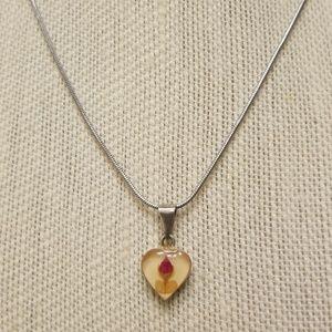 Jewelry - Vtg. Sterling Pendant